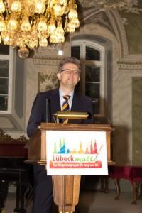 Ingo hafke sieht Potential in Lübeck