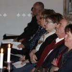 Bücher Frühling 2014 Annemarie Stoltenberg präsentiert von Gerd Rapior und MEDIA CONCEPT Die Gäste