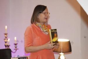 Annemarie Stoltenberg in Aktion als Meisterin ihres Fachs