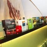 Der Büchertisch von Ingo Teichert
