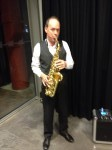 Saxophonist Rainer Schmidt präsentiert von Gerd Rapior und MEDIA-CONCEPT Medienseminare Medientraining