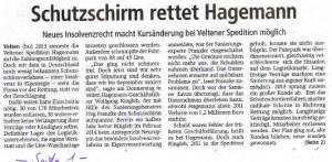 Präsentationsveranstaltungen bei Hagemann-Logistic Wolfgang Ringleb Jörg Franzke verantwortlich: Gerd Rapior