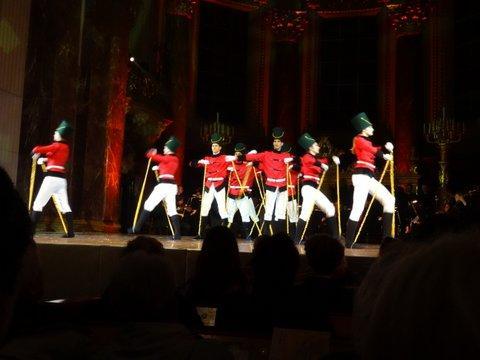 Weihnachtsoratorium Berlier Dom mit Ballett Gerd Rapior Media Concept