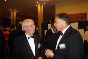 Generalbundesanwalt Harald Range und Gerd Rapior