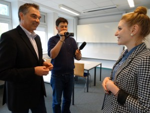 Interview mit Carina Kircheis