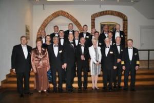 Die Ehrengäste Köste 2014 Gerd Rapior