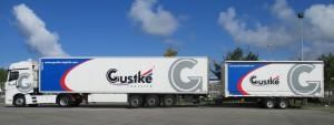 Foto vom GigaLiner Gustke Logistik