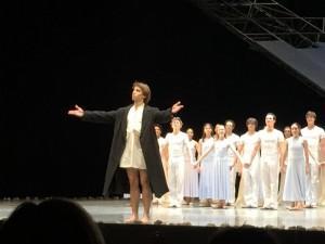 Ballett John Neumeier Hamburgische Staatsoper Messias Georg Friedrich Händel Foto Gerd Rapior fr. NDR Redakteur