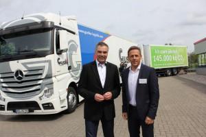 Gerd Rapior und Stephan gustke