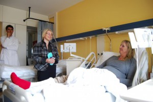 Alheit mit Patientin