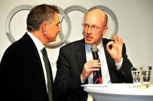 Interview mit Minister Pegel