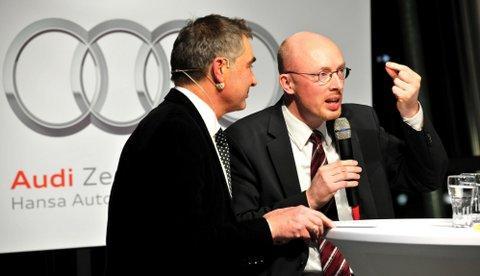 Gespräch 2 mit Minister Pegel
