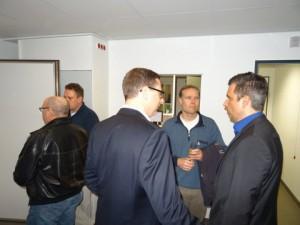 Lehmberg und andere Gäste