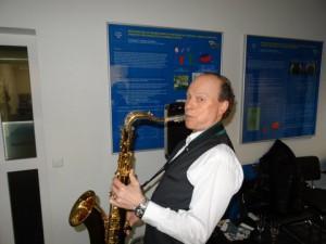 Rainer Schmidt Saxophonist
