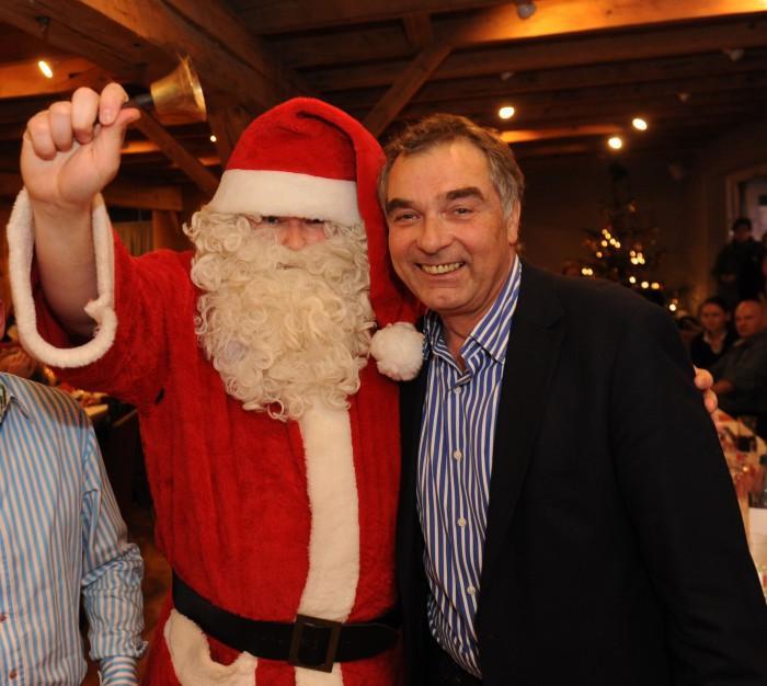 Gerd Rapior und der Weihnachtsmann Media Cocncept NDR