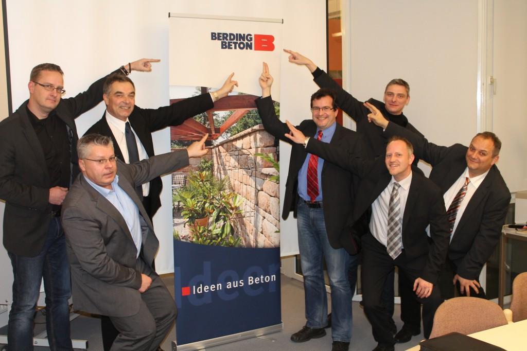 Berding Beton Gerd Rapior Präsentationstraining Vertrieb