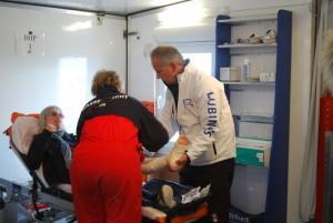 Lubinus Clinicum Notfallmediziner Torsten Morschheuser Kardiologe Gerd Rapior Pressestelle