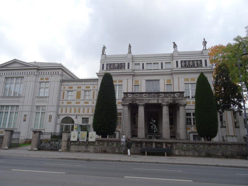 Künstlerhaus von Struck, München Foto: Gerd Rapior