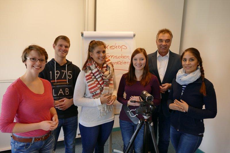 Die DW Fachhochschule Kiel Medientraining Gerd Rapior