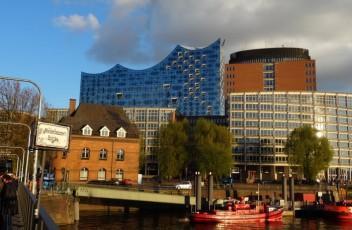 Elbphilharmonie Hamburg  Foto: Gerd Rapior